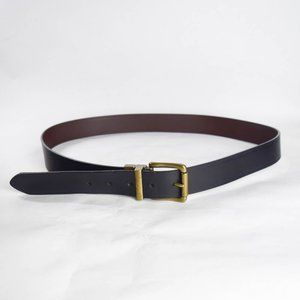 Fossil Mens Size 40/100 Reversible Leather Belt
